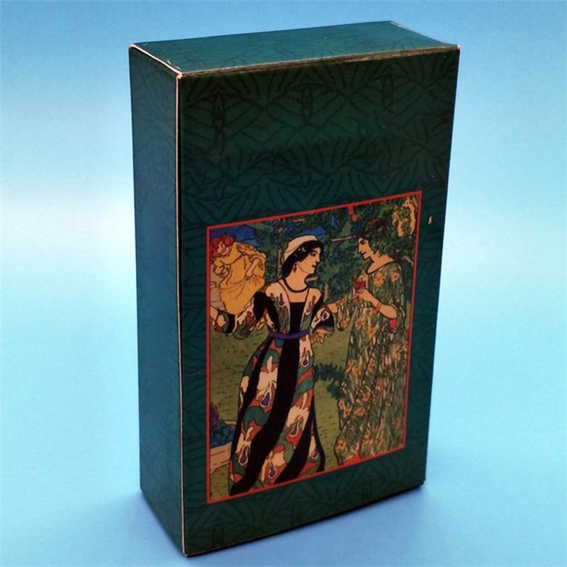 Image 4 - MUMIAN 2019 карточные карты Таро с красивой сумкой для divination личного использования колода карт Таро полная английская версия-in Уличные инструменты from Спорт и развлечения