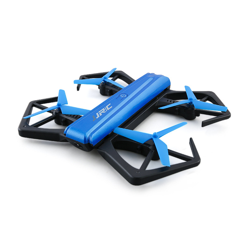 JJRC-A14 Folding Quadcopter WiFi Real-Time Transmission 720P High-definition Beautification Aerial Photography Remote-controlled