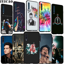 Panic! Panic At The Disco Soft Silicone Phone Case for Samsung Galaxy