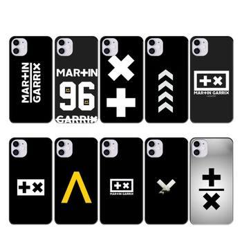 Symbol Martin Garrix fall coque fundas für iphone 11 PRO MAX X XS XR 4S 5S 6S 7 8 PLUS SE 2020 fällen abdeckung