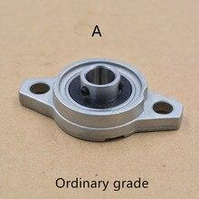 10mm zinc alloy miniature pedestal KFL000 UCFL000 FL000 flange bearing diy cnc parts