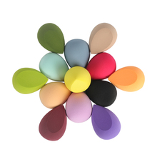 1Pc Water Drop Shape Cosmetic Puff Makeup Sponge Blending Face Flawless Foundation Cream Powder Ship