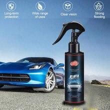 Автомобильное стекло покрытие агент непромокаемый агент стекло дождь знак масло Съемник пленки полировка автомобиля