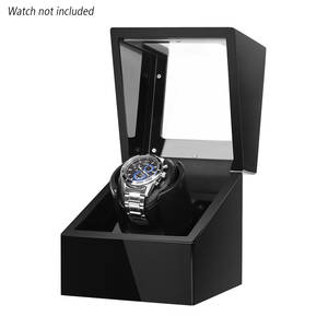 Storage-Box Watches Winder 4-Rotation Automatic Wooden with Quiet-Motor Universal Portable-Repair