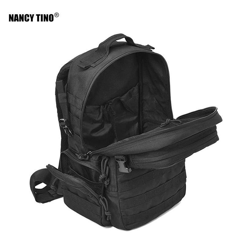 NANCY TINO Military Tactical Backpack Army Assault Pack Molle Bug Bag Rucksack for Outdoor Sport Travel Hiking Camping Daypack Climbing Bags  - AliExpress