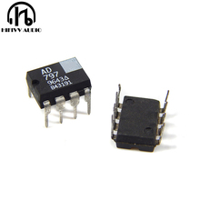 AD797 AD797AN مضخم التشغيل أحادي التفكيك إصدار MBL6010D op amp أقل وأقل