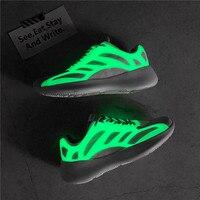 Мужские модные кроссовки 2020 новая Серебристая повседневная обувь спортивная обувь для бега