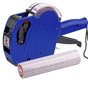 Синий MX5500 EOS 8 цифр ценовой набор с 7000 этикетками запасных чернил