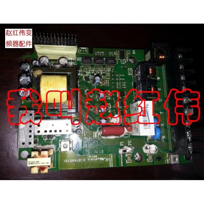 Second-hand Non-new VFD015B43A Delta Inverter VFD-B Backplane 1.5kw Drive Board Power Board Power Board Trigger Board