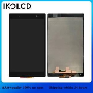 Sony Xperia Tablet Z3 SGP611 SGP612 SGP621 ЖК-дисплей сенсорный экран матрица дигитайзер сборка Замена для Sony Z3 Tablet