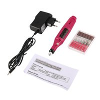 Máquina de manicura y pedicura Elektrische  Kit de removedor de Gel  Kit de manicura y pedicura|Accesorios de inspección| |  -