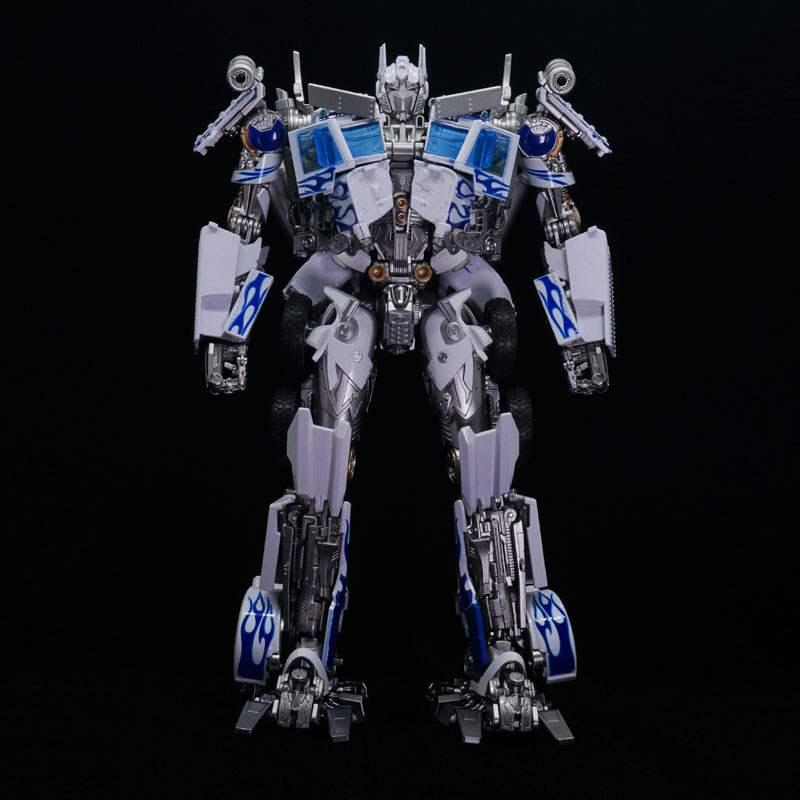 Deformation toys LT02-W blue and white porcelain optimus prime
