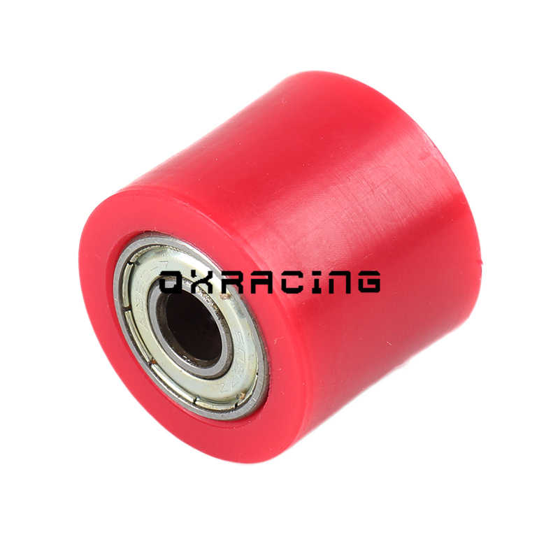 New 8mm Chain Roller Tensioner Pulley Wheel Guide For CRF CR YZ KTM RMZ KLX KX XR