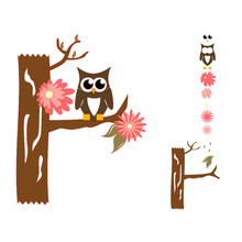 YaMinSanNiO Trunk and Owl Dies Metal Cutting Card Making Scrapbooking Embossing Stencil Craft New