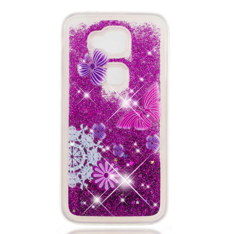 Glitter Case for Huawei G8 GX8 RIO AL00 L01 L02 L03 Case Phone ...