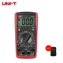 UNI T دليل المدى الرقمي المتعدد UT39A/B/C/E UNI T multitest مكثف الترانزستور تستر تيار مستمر التيار المتناوب فولت تردد متر