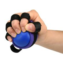 Hand Grip PU Ball Finger Practice Muscle Power Training Rubber Arm Waist Exercise Rehabilitation Gripper
