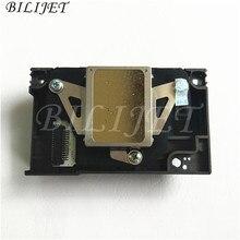 Cabezal de impresión DX6 F1800400030 para Epson L800 L801 L805 PX660 R290 T50 T60 R330 P50 Titan jet DX6, cabezal de impresión, disolvente UV, original, nuevo