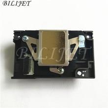 새로운 원본 DX6 프린트 F1800400030 엡손 L800 L801 L805 PX660 R290 T50 T60 R330 P50 타이탄 제트 DX6 인쇄 헤드 UV 솔벤트