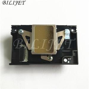 Image 1 - جديد الأصلي DX6 رأس الطباعة F1800400030 لإبسون L800 L801 L805 PX660 R290 T50 T60 R330 P50 تيتان النفاثة DX6 طباعة رئيس الأشعة فوق البنفسجية المذيبات