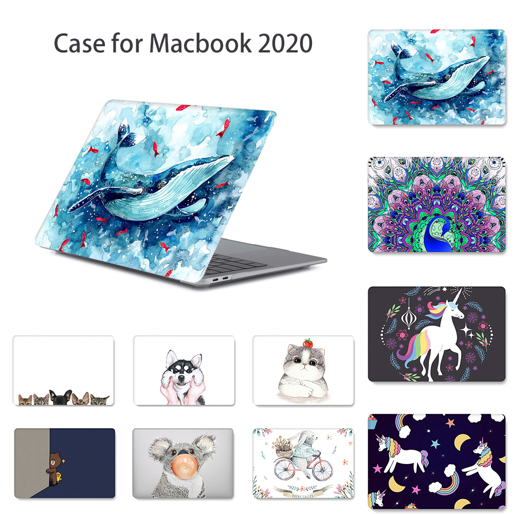 Pattern Laptop <font><b>Cover</b></font> For 2020 <font><b>Macbook</b></font> <font><b>Pro</b></font> <font><b>13</b></font> A2289 A225 Case touch bar For <font><b>macbook</b></font> new Air <font><b>13</b></font> A2179 A1932 protective shell image