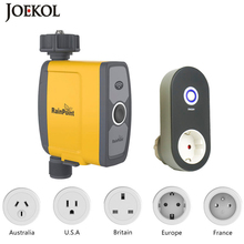 WIFI Connect Watering Timer Waterproof Irrigation Timer Water Timer Garden Irrigation Controller Smart Watering System