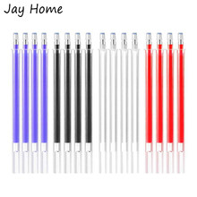 10 sztuk ciepła wymazywalnej tkaniny znakowanie długopisy krawieckie szycia pikowania krawiectwo ciepła Erase długopisy Marker DIY Craft materiały krawieckie