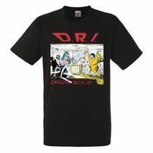 Camiseta de banda de rock dos homens da camisa de t