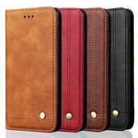 Leather Flip for Coque Samsung S20 Ultra Case Samsung Galaxy S10 Plus Wallet Etui for Samsung S10 Lite Case 10e S20 Plus M21 M31|Wallet Cases| |  -