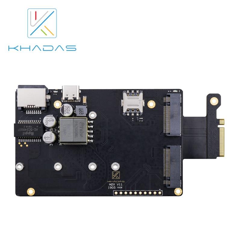 Khadas M2X Extension Board