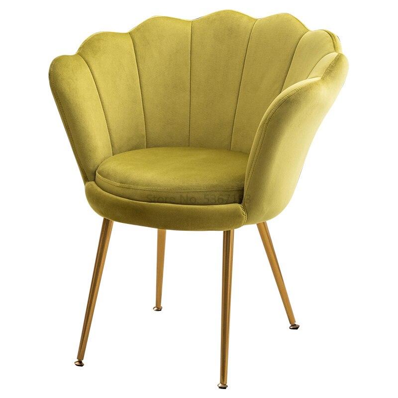 Solo dawdler sofá norte da europa luz luxuoso única mulher maquiagem quarto pequeno banquinho encosto varanda lazer tempo cadeira