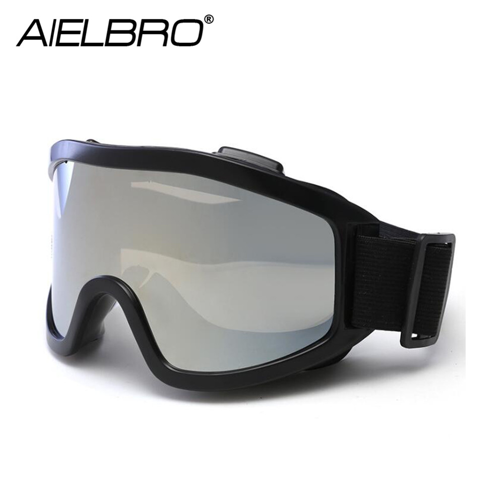 2020 New Winter Outdoor Windproof Skiing Sun Glasses Sports Hiking Snowboard Snow Skiing Goggles UV Protection Sport Glasses
