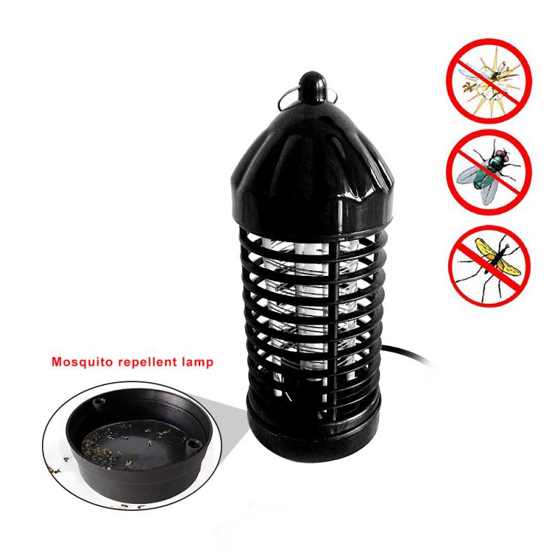 Electric Mosquito Killer EU/US Plug Mosquito Lamp Photocatalysis Mute Radiationless LED Insect Killer Flies Trap Light TSLM1