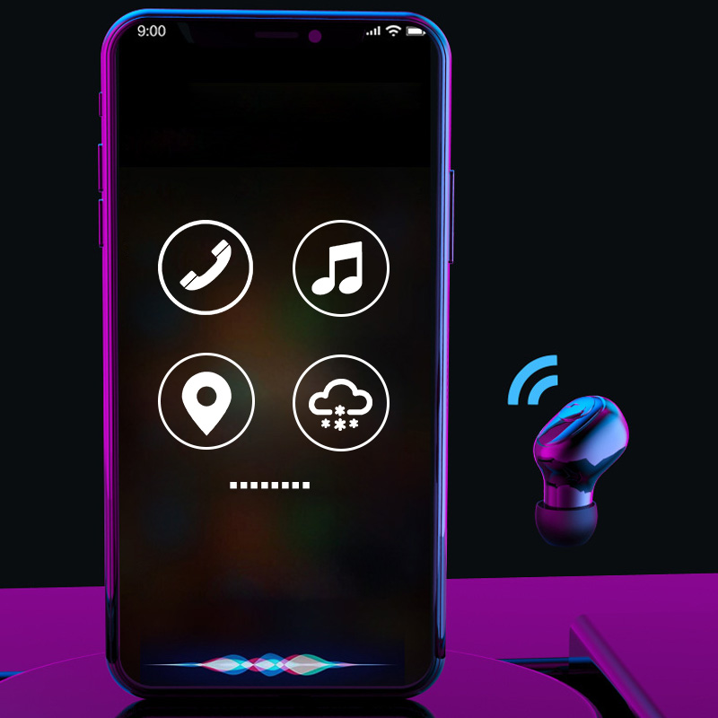 1 par bluetooth 5.0 fone de ouvido