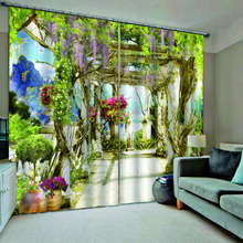 fashion 3d curtains window curtain living room extend 3d stereoscopic model home curtains curtains living room window Luxury Blackout 3D Curtains fashion Roman Curtain Living Room Beautiful Girls Room Curtains Window