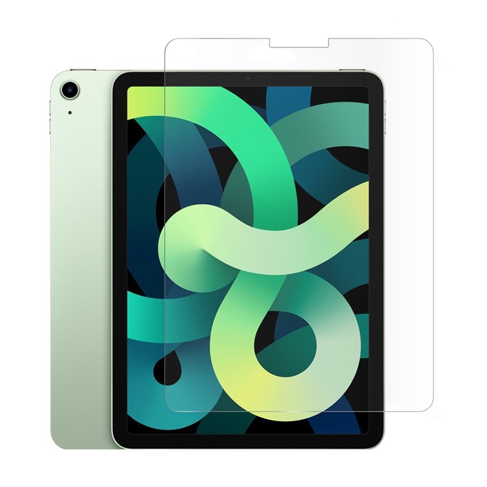 9h dureza vidro temperado para ipad ar 4 10.9 Polegada película protetora 2020 anti risco de impressão digital hd protetor tela clara
