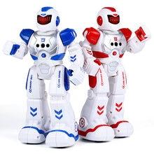 Rc Robot Smart Rc Speelgoed Intelligente Robots Educatief Rc Speelgoed Programmeerbare Gebaar Sensor Muziek Dance Kids Geschenken