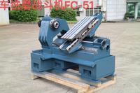 cnc Lathe Machine frame metal horizontal spindle machine center