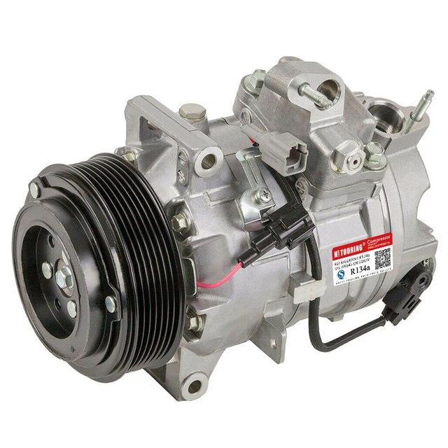 Auto A/C Compressor CSE617 For Infinity EX35 FX35 G37 3.5L 3.7L 2009 2012 926001CB0B 926001CB1B 92600CB0A 92600JK21B CO 11320C