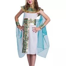 Filles Cléopâtre costumes enfants Noble Egypte Reine jeu de rôle Déguisement Pour Fête
