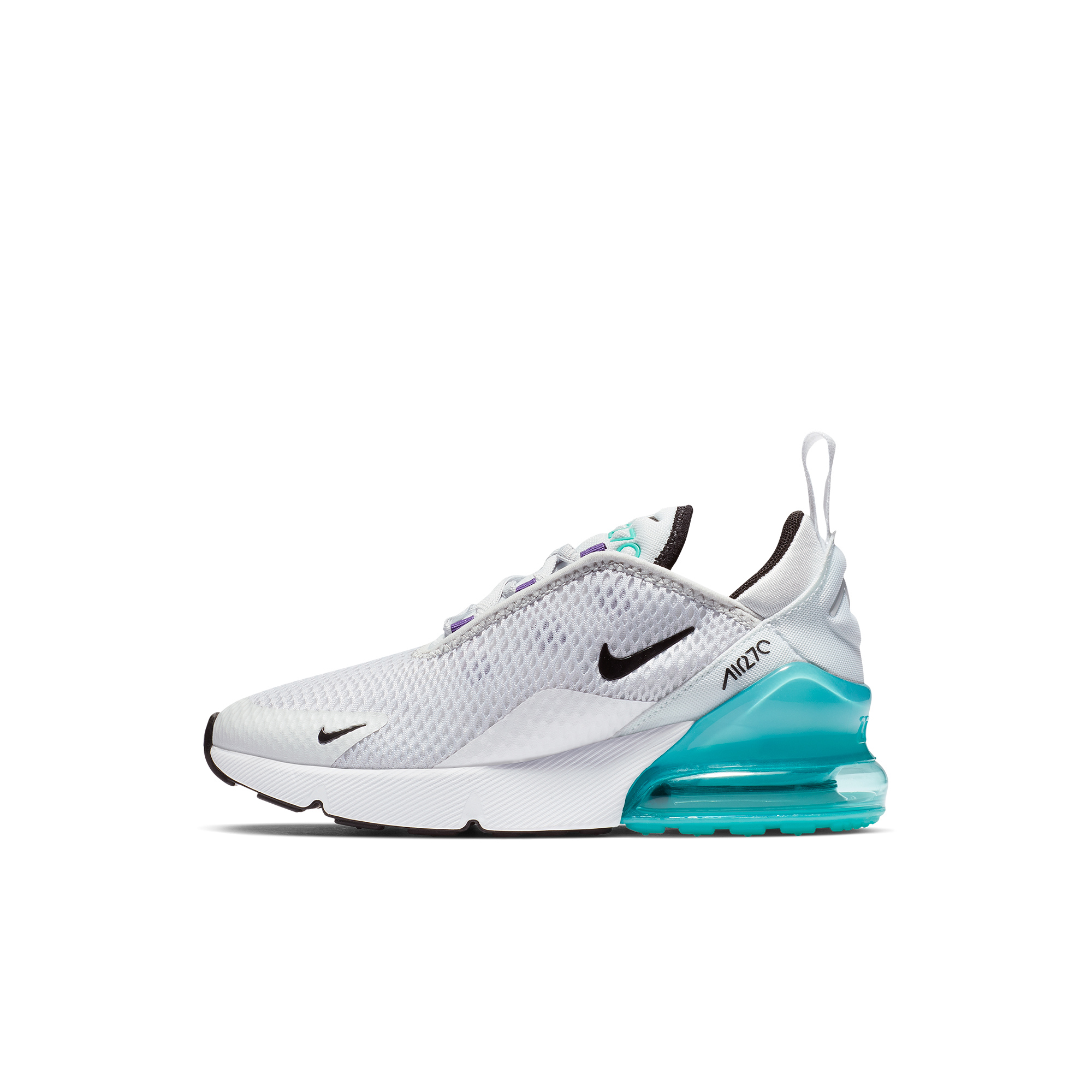 NIKE AIR MAX 270 enfants Original enfants chaussures de course Sports confortables en plein AIR maille baskets #943345 - 3