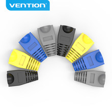 Protection pour connecteur de câble Ethernet RJ45, couvercle de prise électrique internet anti arrachage, pour une sécurité garantie, étanche et anti-poussière, plusieurs couleurs au choix, CAT5E/6, 50 pièces,