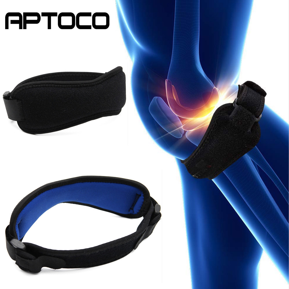 Adjustable Knee Pad Knee Pain Relief Patella Stabilizer Brace Support for Hiking Soccer Basketball Running Tennis Sport Outdoor Налокотники и наколенники      АлиЭкспресс