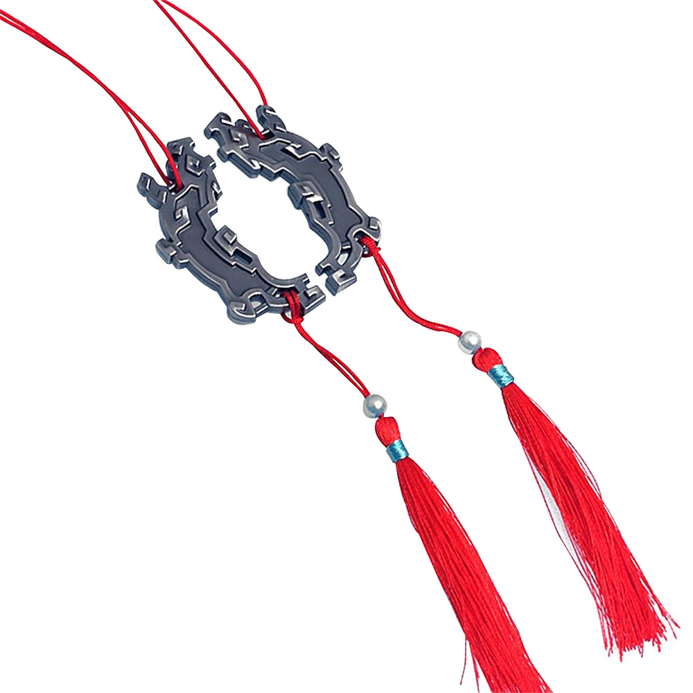 Grandmaster Of Demonic Cultivation Metal Weapon Hanger Wei Wuxian's Pedant Mo Dao Zu Shi Waist Accessories