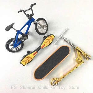 Mini Scooter Model-Toys Bikebicycle Children's Boys Metal for Hot-Sale