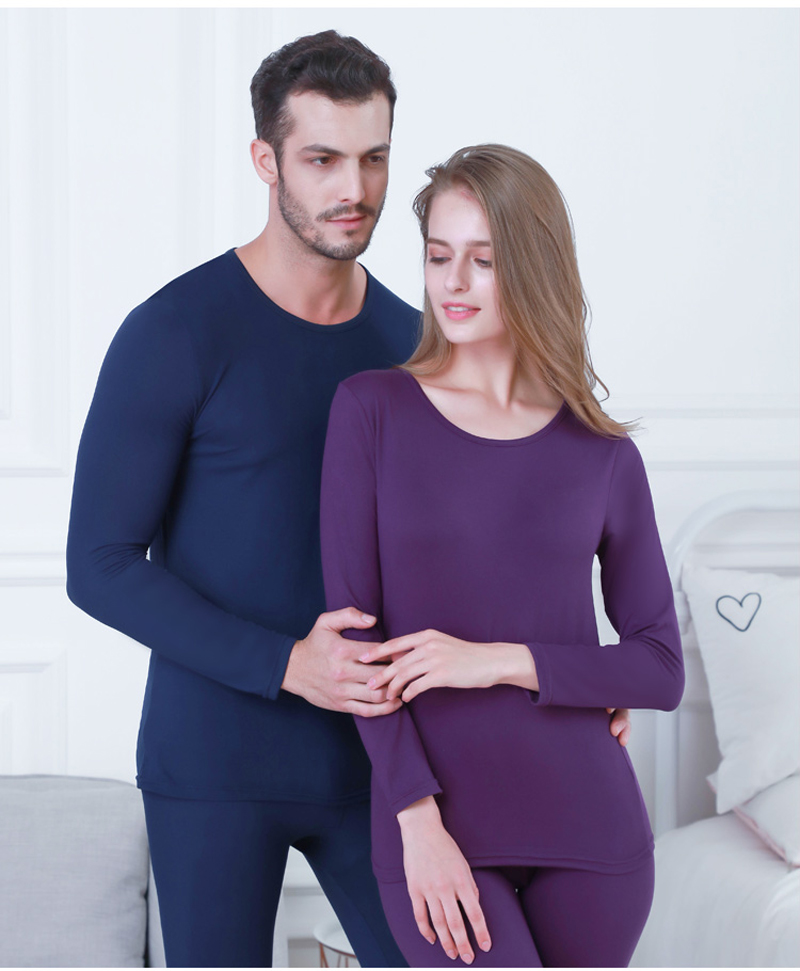 New Arrival Plus Size 3XL- 6XXL Thin Style Thermal Underwear Set Long Johns For Male Female Warm Clothing Winter Suit Wear