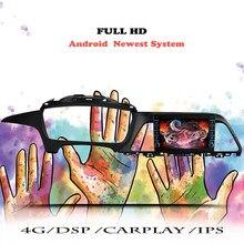 Android 10.0 rádio do carro para hyundai sonata 7 lf 9 2014 2015 2016 2017 multimídia jogador de navegação estéreo gps 2 din dvd unidade cabeça