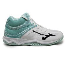 Chaussures-De-Volley-Ball MIZUNO 2-Mi-Claire Lame-De-Tonnerre Pour Femmes Femmes