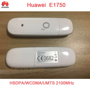 Unlocked Huawei E1750 Dongle/GSM USB Stick 3G Modem Adapter for Android Tablets(China)