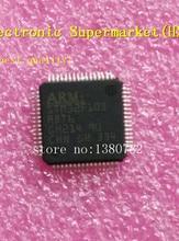 Gratis Verzending 50 stks/partijen STM32F103RBT6 STM32F103 LQFP 64 Nieuwe originele IC In voorraad!